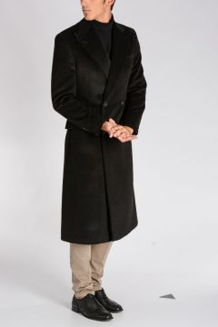 Llama & Virgin Wool Coat