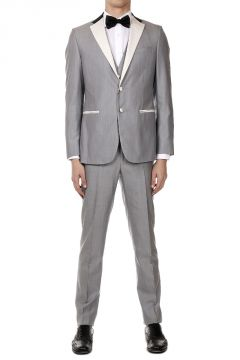 CC COLLECTION Virgin Wool Blend REFINED Suit