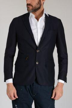 Cotton & Silk Blazer