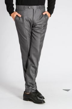 Extrafine Virgin Wool LEADER Pants