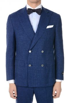 Virgin Wool Blend ACADEMY Suit