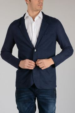 Linen IDENTITY Jacket