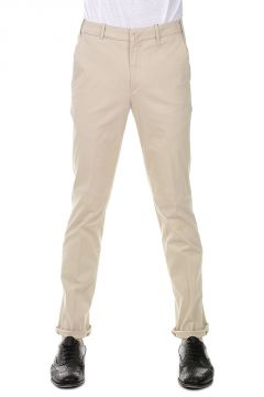 Pantaloni ACADEMY in Cotone Stretch