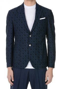 CC COLLECTION SW-FINITO Cotton and Linen Blazer