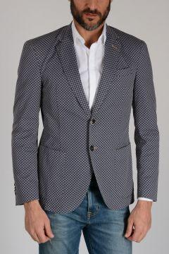 CC COLLECTION Stretch Cotton Blazer