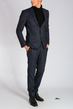 Virgin Wool Extrafine ACADEMY Suit