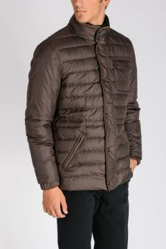 CORNELIANI ID Water Resistant Down Jacket