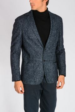 CORNELIANI ID Virgin Wool Blend Blazer