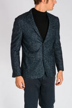 CORNELIANI ID Wool Virgin Blend Blazer