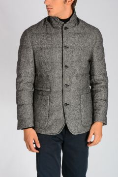 CORNELIANI ID Silk Wool Cashmere Jacket