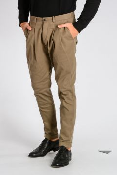 CC COLLECTION Stretch Cotton Pants