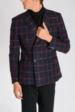 CC COLLECTION Cotton Virgin Wool REWARD Blazer