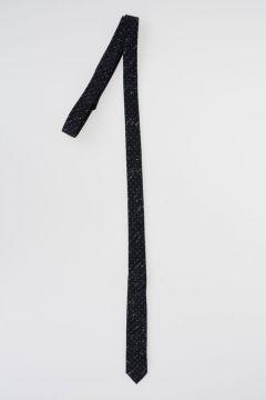 CC COLLECTION Cravatta in Cotone e Lana Vergine