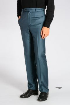 Extrafine Virgin Wool Pants