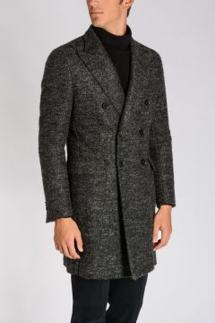 CC COLLECTION Virgin Wool Blend Coat