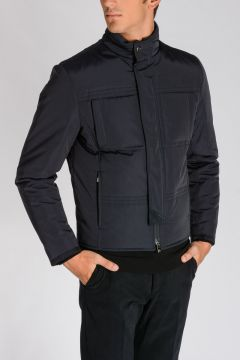 CORNELIANI ID Jacket with Zip
