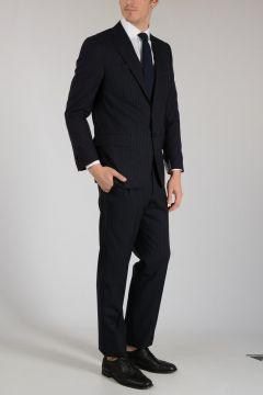 Striped MANTUA Suit