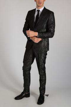 CC COLLECTION Virgin Wool Viscous RESET Suit