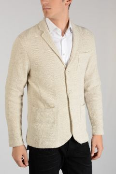 CC COLLECTION Knitted Blazer