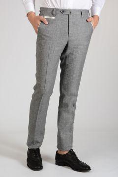 Silk Linen Cotton LEADER Pants