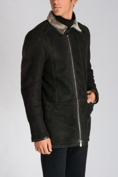 CORNELIANI ID Shearling Jacket