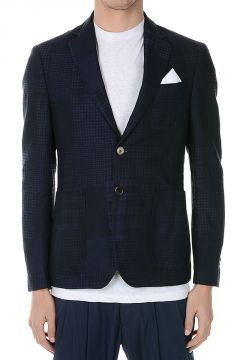 CC COLLECTION Cotton and Linen WAVE P5 Blazer