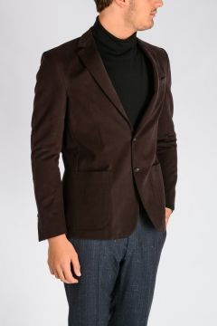 ID Cotton Single Breasted EDMOND Blazer