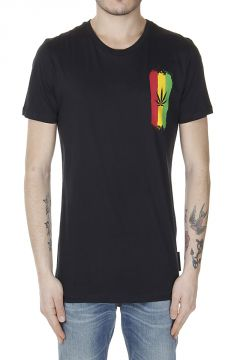 T-Shirt MARLEY con Stampa