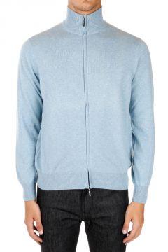 Cashmere zipped Cardigan