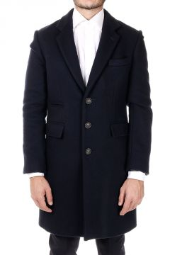 Wool coat Lined