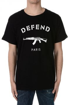 T-shirt PARIS in Jersey Cotone