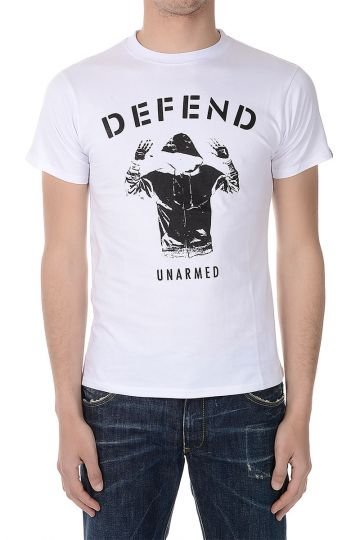 Cotton Jersey UNARMED T-shirt