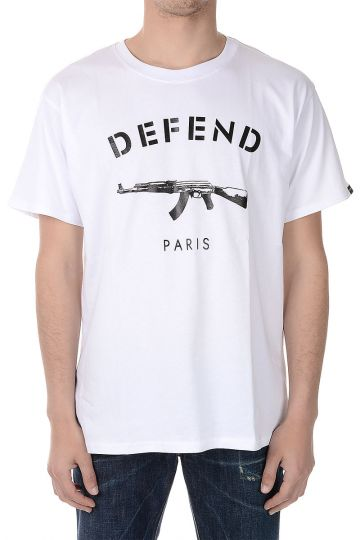 Cotton Jersey PARIS T-shirt