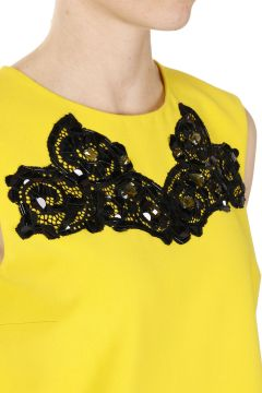 BETTY top with Paillettes