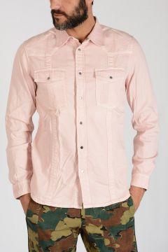 DIESEL BLACK GOLD Cotton Stretch Shirt