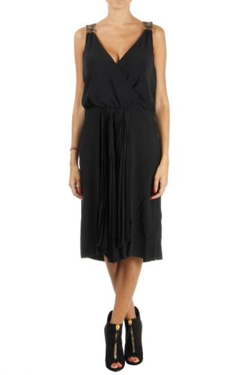 "DIESEL BLACK GOLD ""Dipony"" Sleeveless dress"