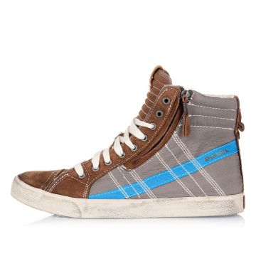 Textile D-VELOWS D-STRING High Sneakers
