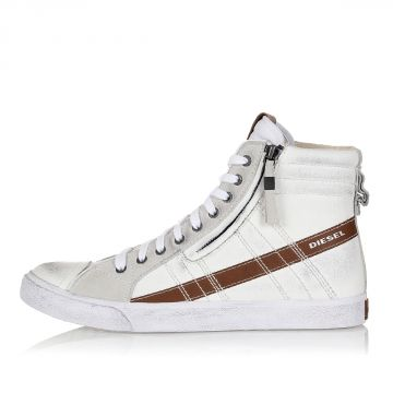 Sneakers Alte D-VELOWS D-STRING in Pelle