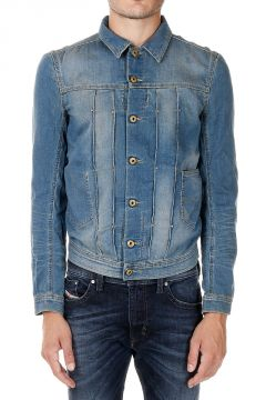 Stretch Denim JUZICON jacket