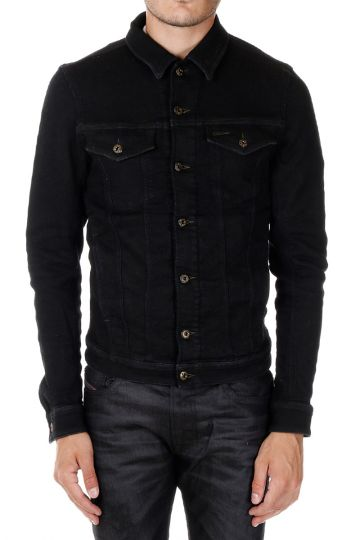 Denim ELSHAR Breast Pocket Jacket