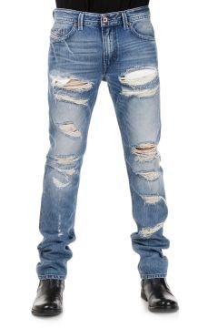 Jeans THAVAR Destroyed 13 cm