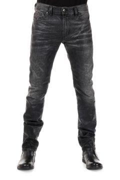 Jeans THAVAR  in Denim Stretch Spalmato 19 cm
