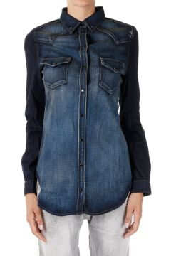 Denim PRATT Shirt