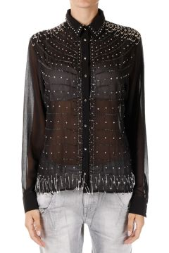 Brooches Strass NABI Shirt