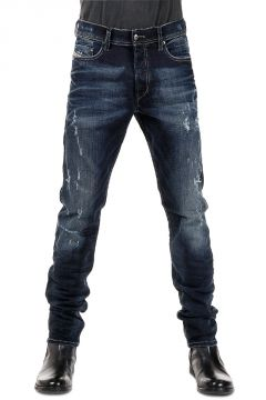 Jeans TEPPHAR in Denim Stretch 16 cm