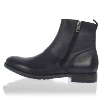 Leather D-ANKLYX Ankle Boots