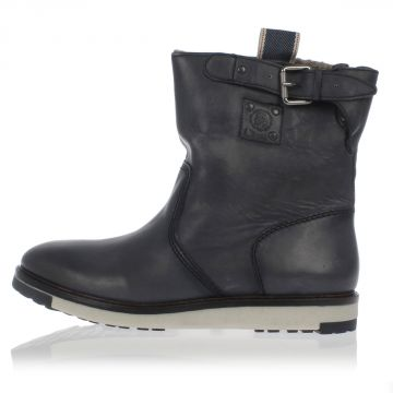 Leather D-DAAHGGER Ankle Boots