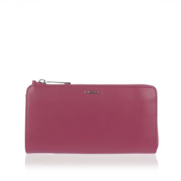 Leather RUBY Wallet with Zip