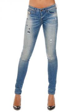 Jeans in Denim Stretch 13 cm