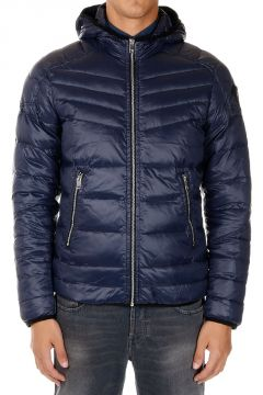 Padded Nylon R-AZUMI Down Jacket